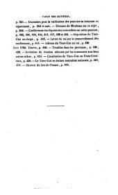 Histoire parlementaire de la révolution française : ou, Journal des assemblées nationales, depuis 1789 jusqu'en 1815: contenant le narration des événements ... précédée d'une introduction sur l'histoire de France jusqu'à la convocation des États-généraux, Volume1
