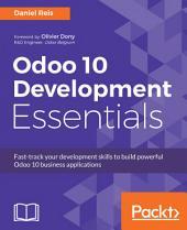 Odoo 10 Development Essentials