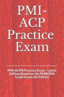 PMI ACP R  Practice Exam