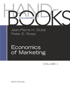 Handbook of the Economics of Marketing PDF