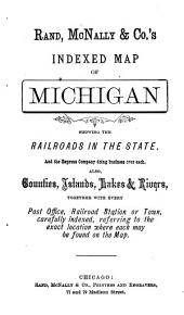 Rand, McNally & Co.'s Michigan: Rand, McNally & Co.'s Northern Michigan