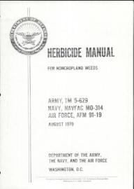 Herbicide Manual For Noncropland Weeds