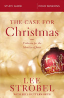 The Case for Christmas Study Guide Book