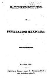 Catecismo Político de la Federacion Mexicana