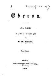 Oberon ... Neue Ausgabe