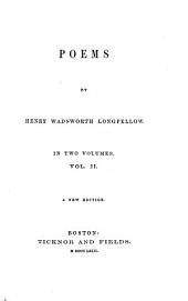 Poems: In Two Volumes, Volume 2