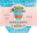 Succulents in a Book