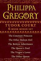 Philippa Gregory s Tudor Court 6 Book Boxed Set PDF