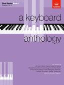 Keyboard Anthology  First Series