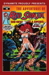 The Adventures of Red Sonja #18