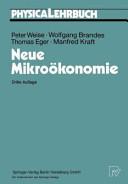 Neue Mikro  konomie PDF