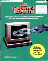 U S  Imports   Exports PDF