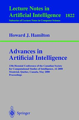 Advances in Artificial Intelligence PDF