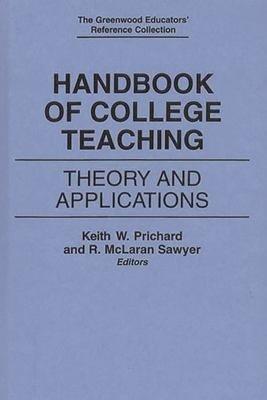 Handbook of College Teaching PDF