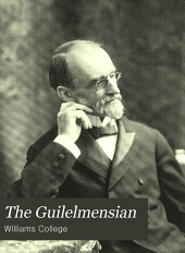 The Guilelmensian: Volume 50