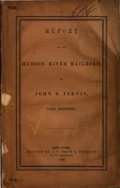 Report on the Hudson River Railroad