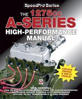 1275cc A Series High Performance Manual PDF