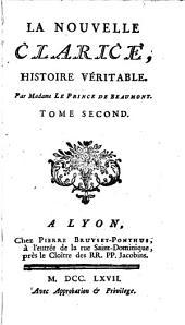 La nouvelle Clarice: histoire véritable, Volume2