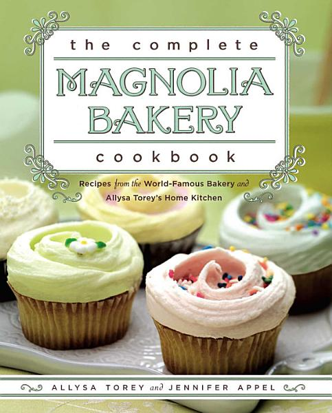 Download The Complete Magnolia Bakery Cookbook Book