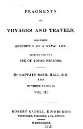 Fragments of voyages and travels: Volume 3