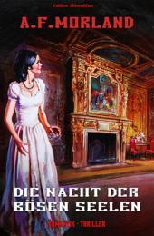 Die Nacht der bösen Seelen: Romantic Thriller
