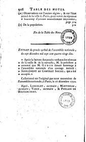 Supplément au ′′Contrat social′′... par P.-Ph. Gudin