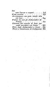 Storie fiorentine ... dall'anno MDXXVII. al MDLV. Colla vita di N. Capponi 3 voll: Volume 3