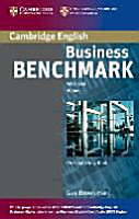 Business Benchmark  Personal Study Book PDF