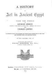A History of Art in Ancient Egypt: Volume 2
