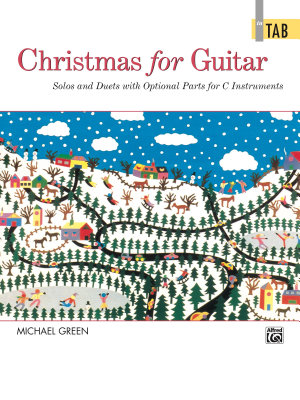 Christmas for Guitar  In TAB PDF