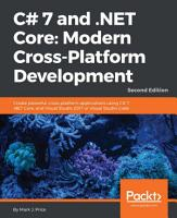C  7 and  NET Core  Modern Cross Platform Development PDF