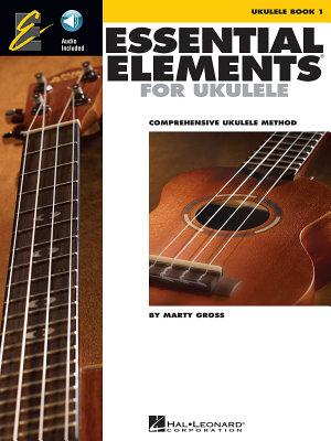 Essential Elements for Ukulele   Method Book 1