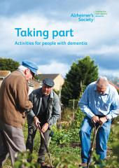 Taking part: Activities for people with dementia