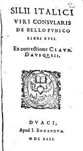 De bello punico libri XVII