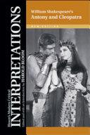 William Shakespeare s Antony and Cleopatra PDF