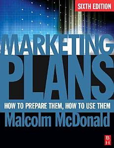 Marketing Plans Book