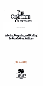 The Complete Guide to Whiskey PDF