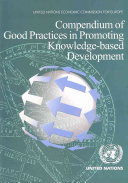 Compendium of Good Practices in Promoting Knowledge-based Development