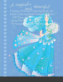 Fantasy Princess Coloring Book