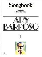 Songbook Ary Barroso   Vol  1 PDF