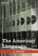 The American Language PDF
