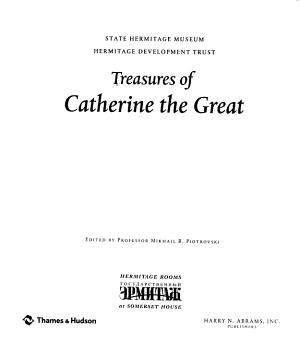 Treasures of Catherine the Great PDF