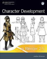 Character Development in Blender 2 5 PDF