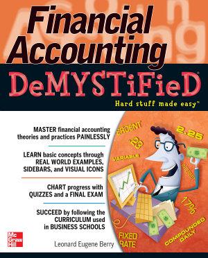 Financial Accounting DeMYSTiFieD PDF