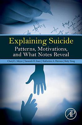 Explaining Suicide PDF