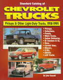 Standard Catalog of Chevrolet Trucks PDF