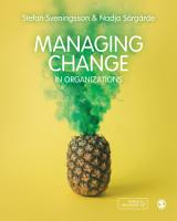 Managing Change in Organizations PDF