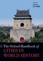 The Oxford Handbook of Cities in World History PDF