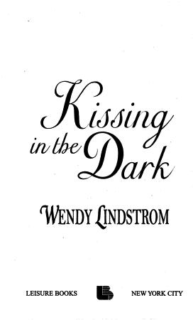 Kissing in the Dark PDF