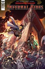 Dungeons & Dragons: Infernal Tides #3